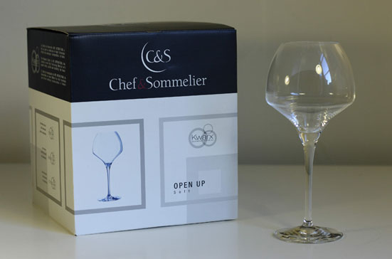 chef sommelier open up