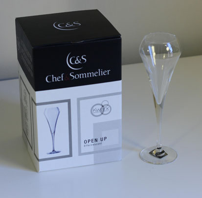une bote de 6 verres a vin effervescent 20 cl chef. Black Bedroom Furniture Sets. Home Design Ideas